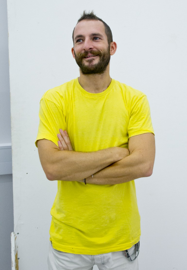 Jacob Love, Homoculture's Artist in Residence
