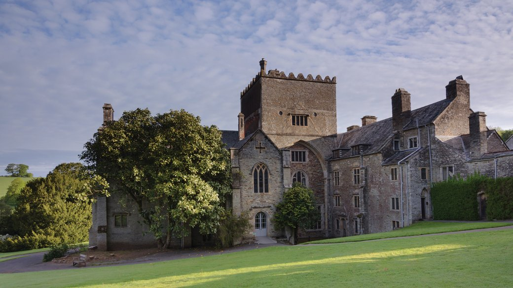 Buckland Abbey, Devon, UK