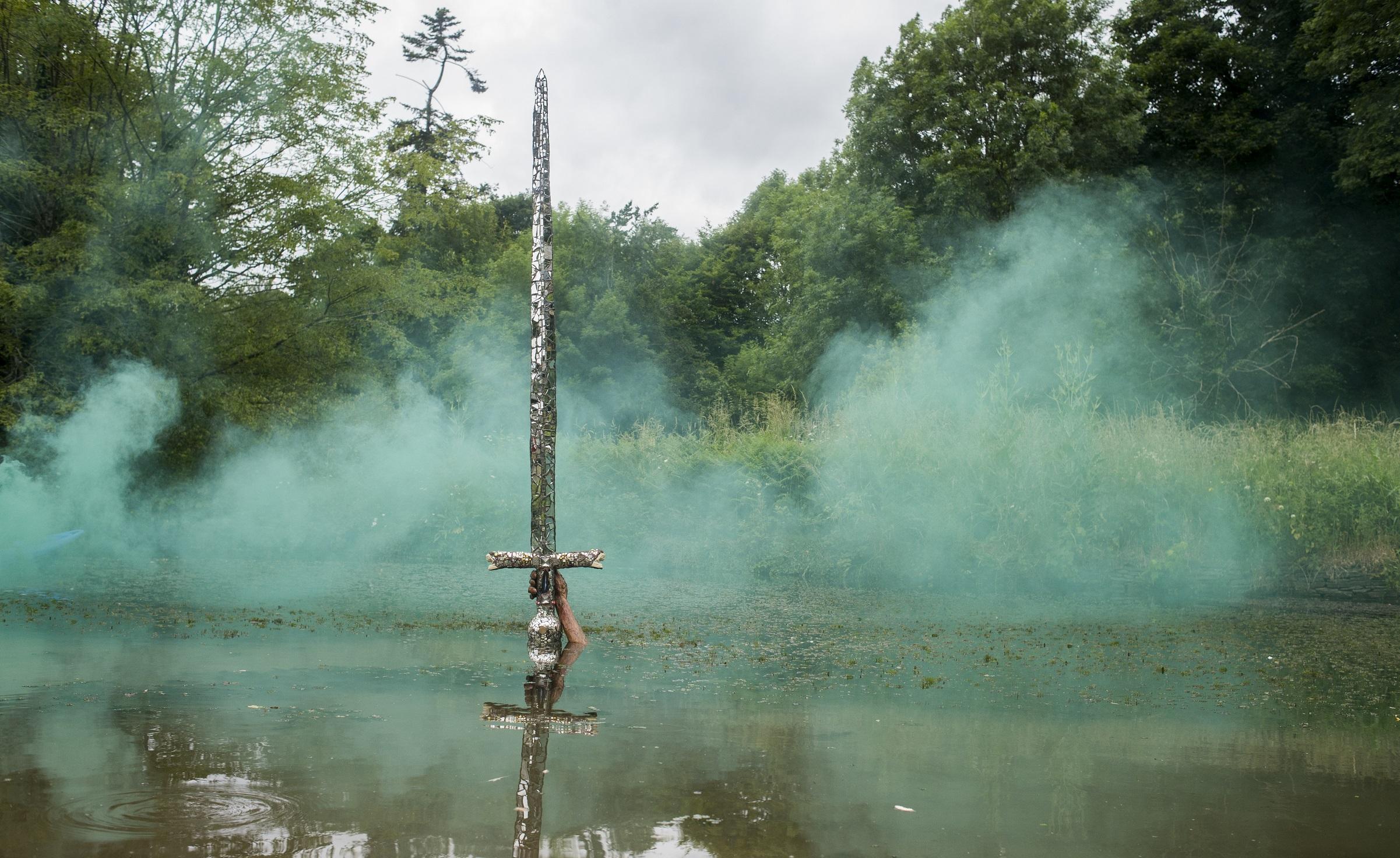Excalibur by Steve HaywoodNational Trust