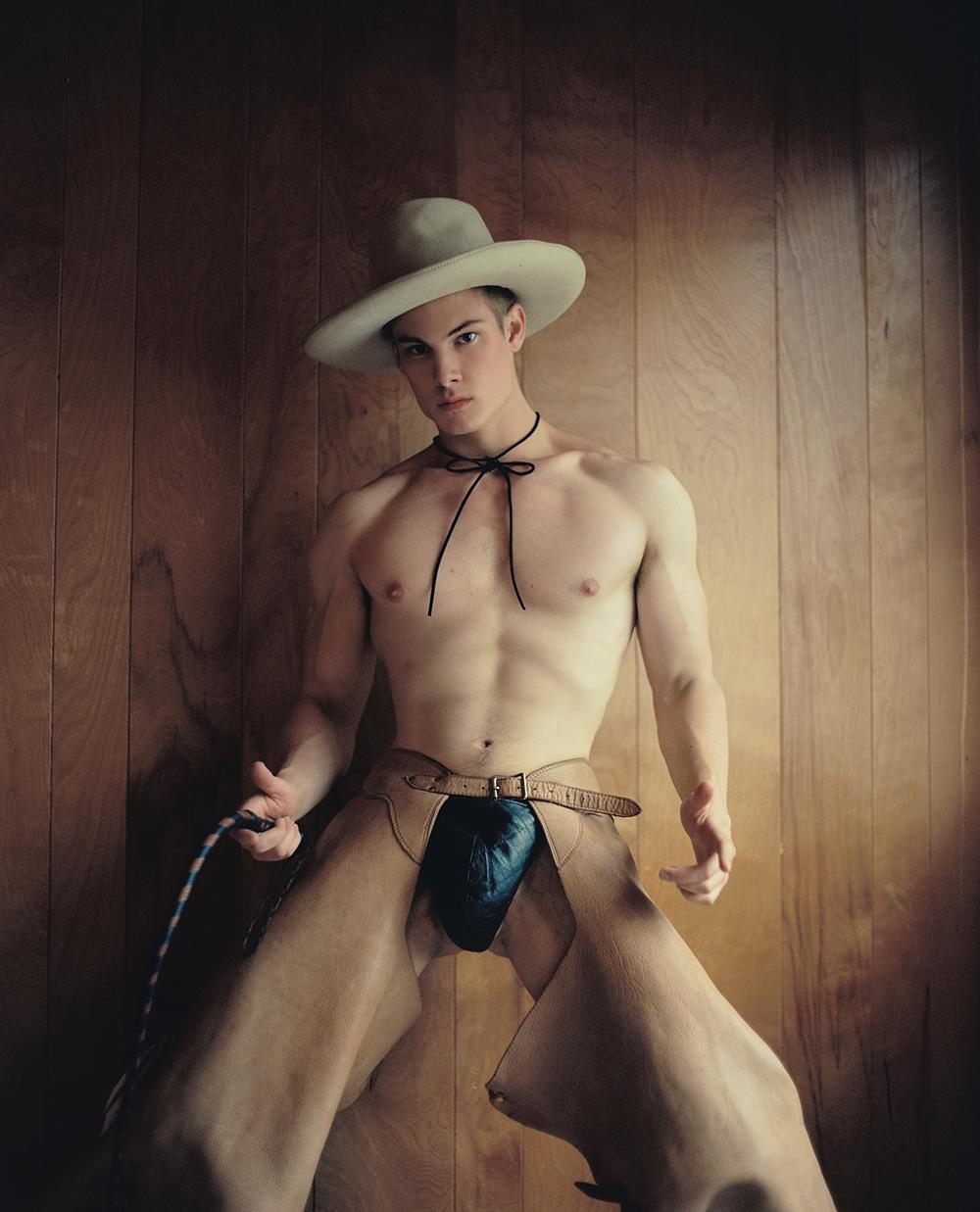 LUKE SMITHERS Cowboy, 2015