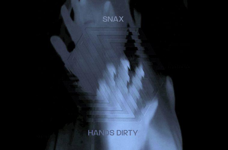 Snax - Hands Dirty Single cover design Mario Dzurila. Photo: Björn Trenker.
